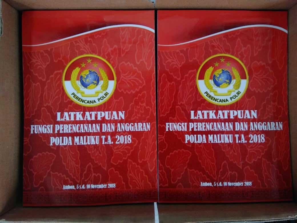 Seminar Kit Pesanan Polda Maluku Tasrahmat